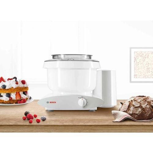 Bosch - Kitchen machine MUM6 500 W White, grey MUM6N10UC
