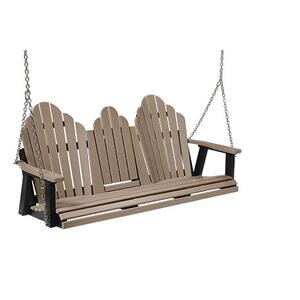 Cozi-Back Three Seat Swing