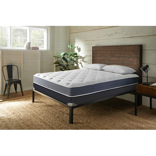 "American Bedding 11.5"" Firm Tight Top Mattress, California King"
