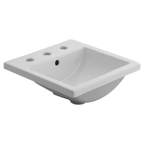 American Standard - Studio Carré Countertop Bathroom Sink  American Standard - White