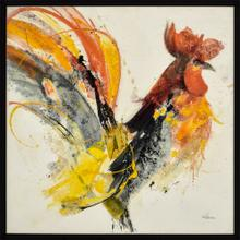 Festive Rooster I