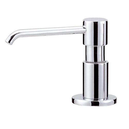 Chrome Parma® Soap & Lotion Dispenser