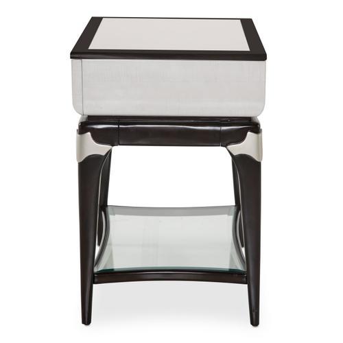 Rectangular End Table/ Nightstand