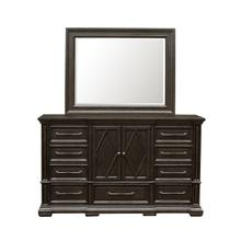 Canyon Creek Dresser in Brown