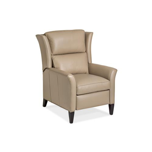 Hancock and Moore - 1180-PR-FT SAMSON POWER RECLINER WITH FLARED TRACK ARM