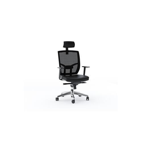 BDI Furniture - TC-223 Task Chair 223DHL Task Chair (Leather) in Black