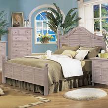 Tortuga Rustic Bed