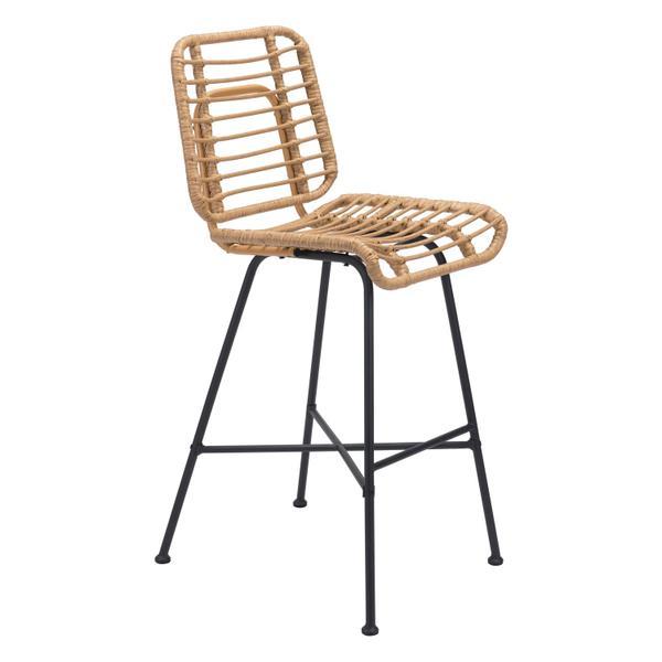 See Details - Murcia Bar Chair Natural