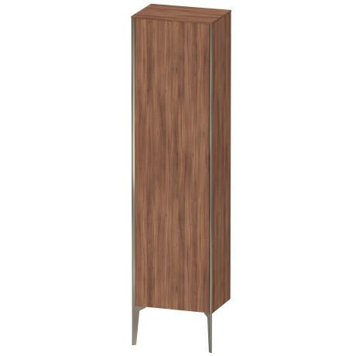 Duravit - Tall Cabinet Floorstanding, Natural Walnut (decor)