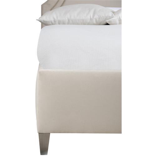 Queen-Sized Bayford Bayford Bed in Espresso