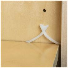 See Details - Ship Pin for Holding Shelf in Place with 5 mm Pin Diameter
