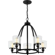 View Product - Holden Chandelier in Earth Black