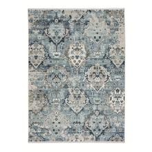 "Landis-Isfahan Slate Blue - Rectangle - 3'3"" x 4'10"""