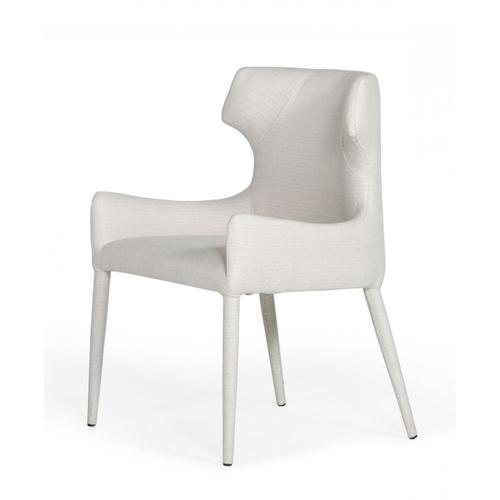 VIG Furniture - Modrest Gallo - Modern Beige Dining Chair