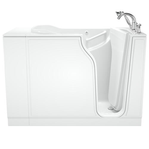 American Standard - Gelcoat Value Series 30x52-inch Walk-in Soaking Tub  American Standard - White