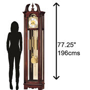 Howard Miller Nottingham Grandfather Clock 610733 Product Image