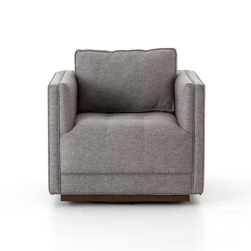 Noble Greystone Cover Kiera Swivel Chair
