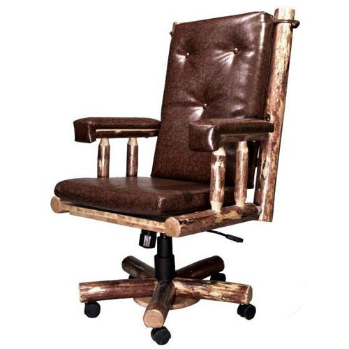 Montana Woodworks - Glacier Country Collection Office Chair