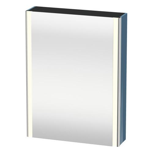 Product Image - Mirror Cabinet, Stone Blue High Gloss (lacquer)