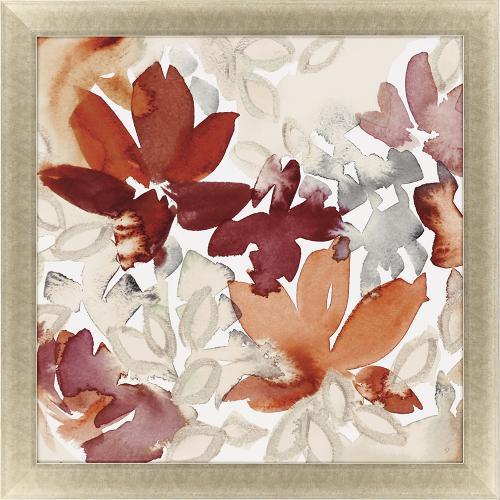 Autumn Rose Blooms II