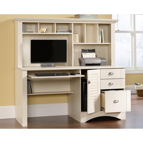 Sauder - Computer Desk With Hutch