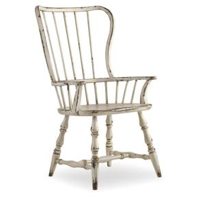 Dining Room Sanctuary Spindle Back Arm Chair - 2 per carton/price ea
