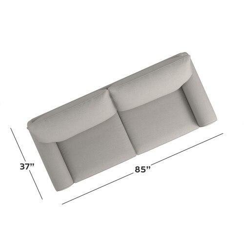 Alexander Roll Arm Sofa