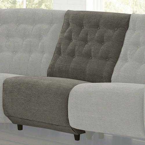 Parker House - CHELSEA - WILLOW BROWN Power Armless Recliner