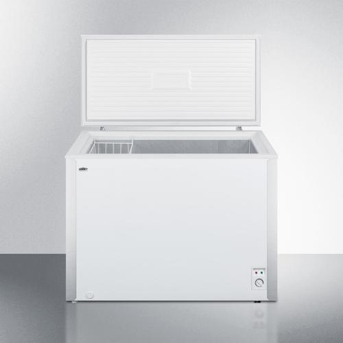 Summit - 9 CU.FT. Chest Freezer