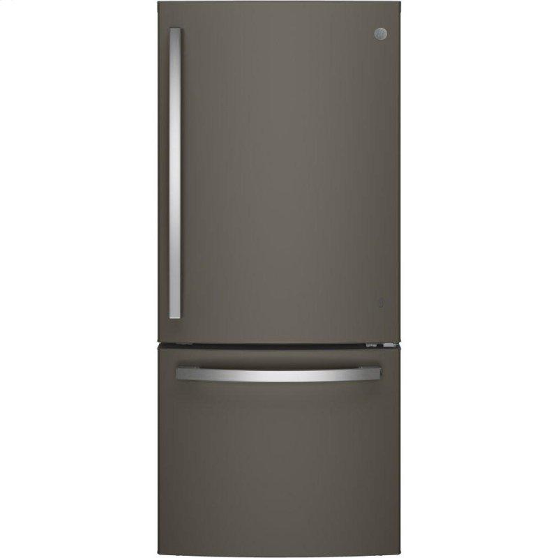 ENERGY STAR® 21.0 Cu. Ft. Bottom-Freezer Refrigerator