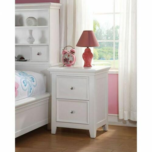 ACME Lacey Nightstand - 30599 - White
