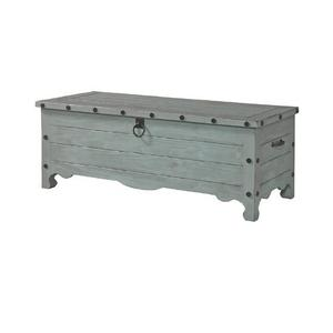 Storage Trunk - Mineral Gray Finish