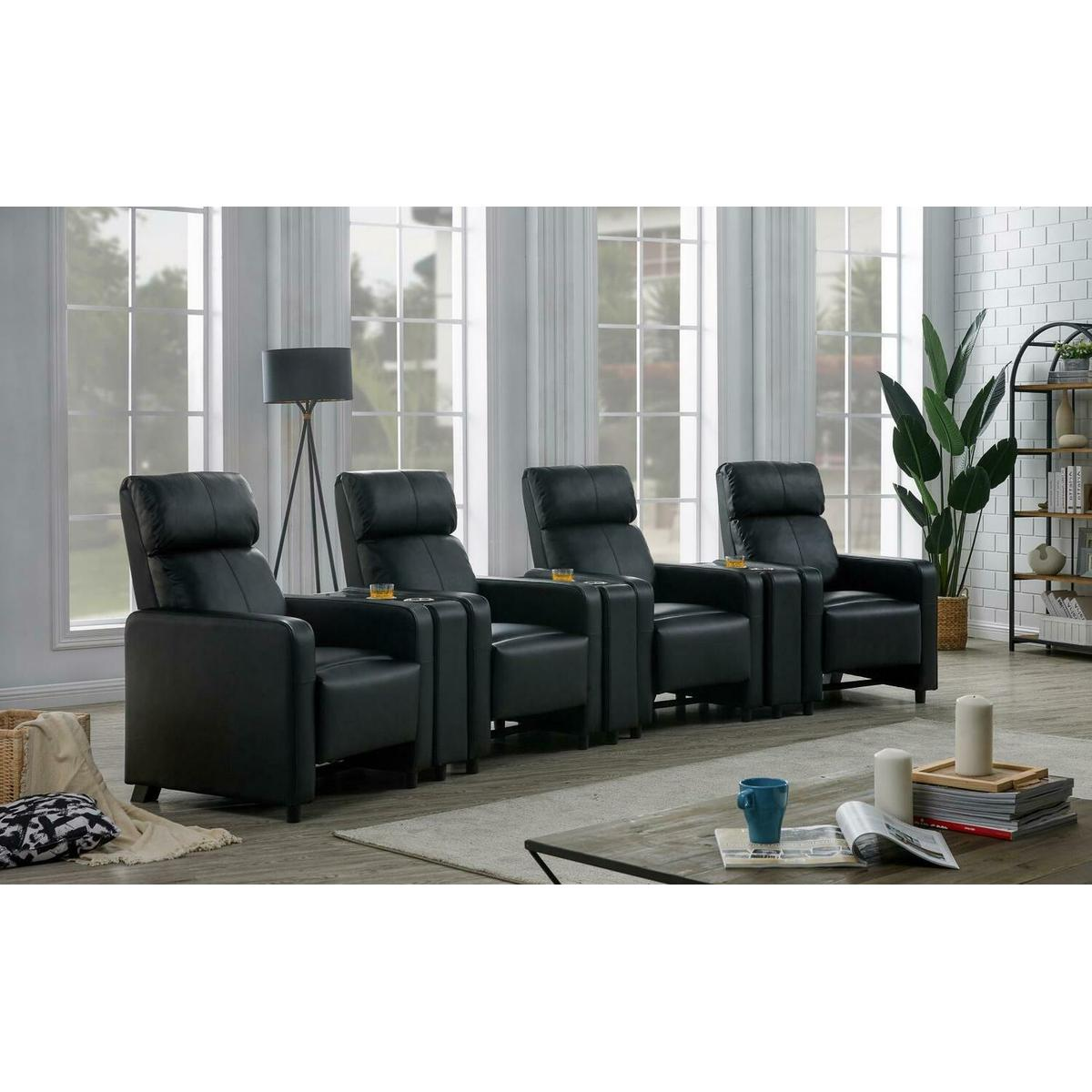 7 PC 4-seater Home Theater