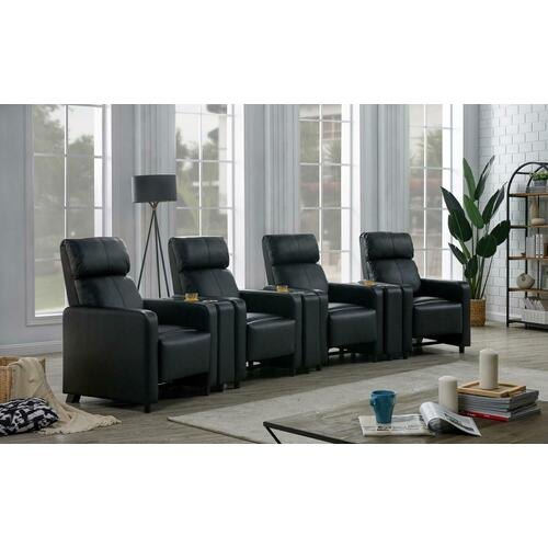 Coaster - 7 PC 4-seater Home Theater