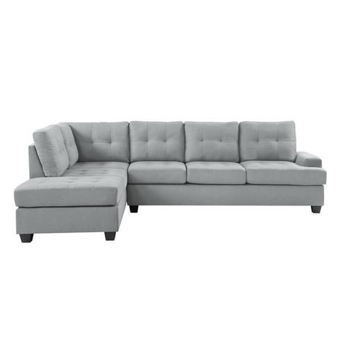 Gallery - 2-Piece Reversible Sectional with Chaise