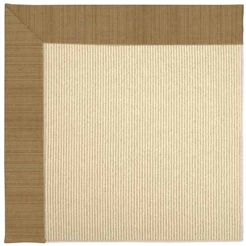 "Creative Concepts-Beach Sisal Dupione Caramel - Rectangle - 24"" x 36"""