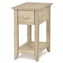 Tortuga II Chairside Table