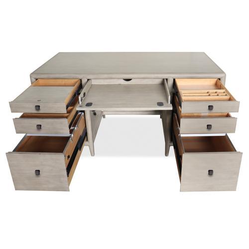 Hooker Furniture - Burnham Junior Executive Desk