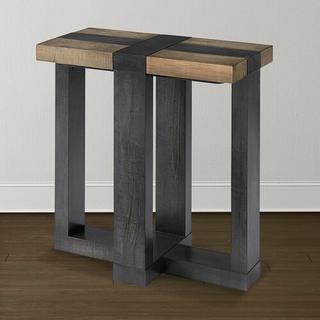 Skyline Maple Side Table
