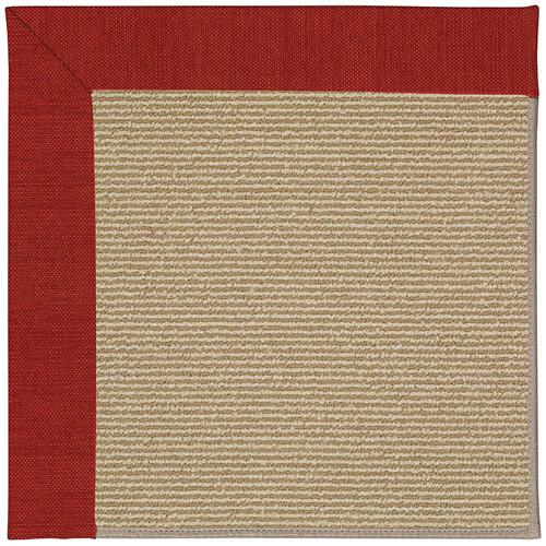 Creative Concepts-Sisal Canvas Cherry Machine Tufted Rugs