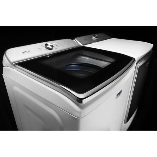 Maytag - Top Load Large Capacity Agitator Washer - 6.0 cu. ft. White