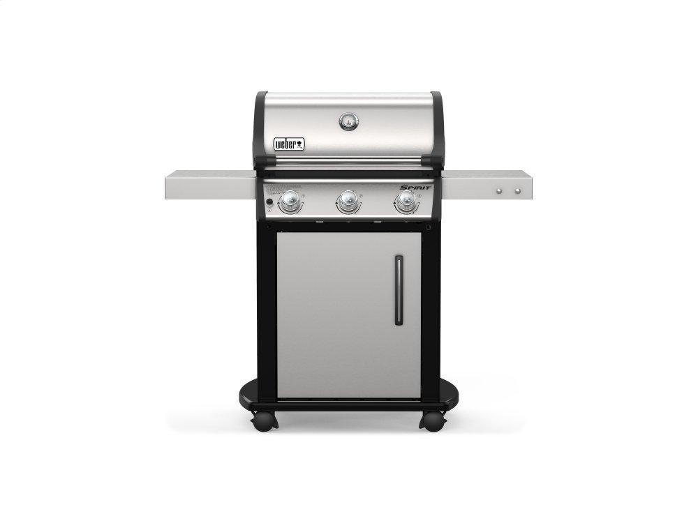 WeberSpirit S-315 Gas Grill - Stainless Steel