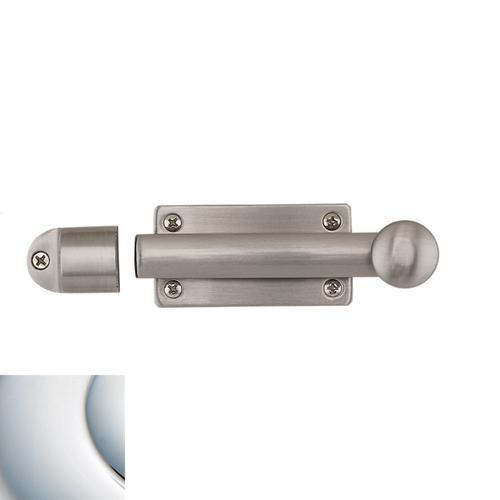 Baldwin - Polished Chrome Heavy Duty Dutch Door Bolt