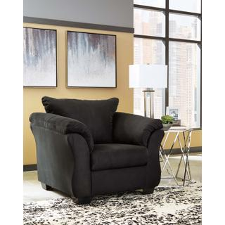 See Details - Darcy Chair Black