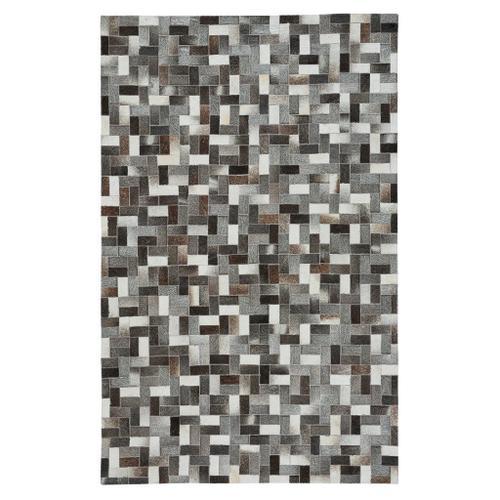 Laramie-Patchwork Multi - Rectangle - 5' x 8'