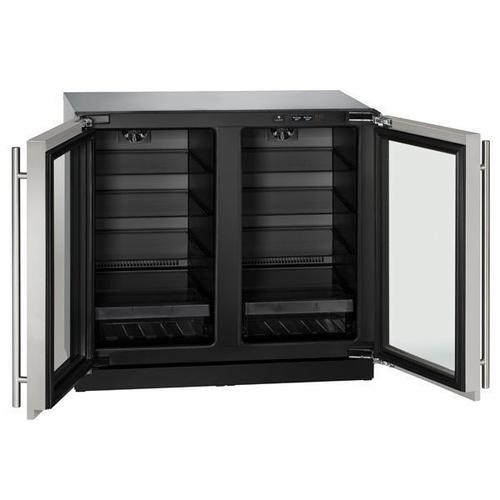 "Gallery - 3036rrgl 36"" Refrigerator With Stainless Frame Finish (115 V/60 Hz Volts /60 Hz Hz)"
