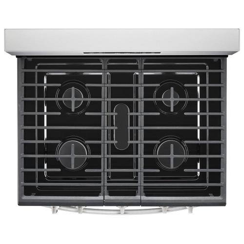 Gallery - 5.0 cu. ft. Freestanding Gas Range with Fan Convection Cooking