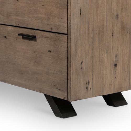 Viva 5 Drawer Dresser-sundried Ash