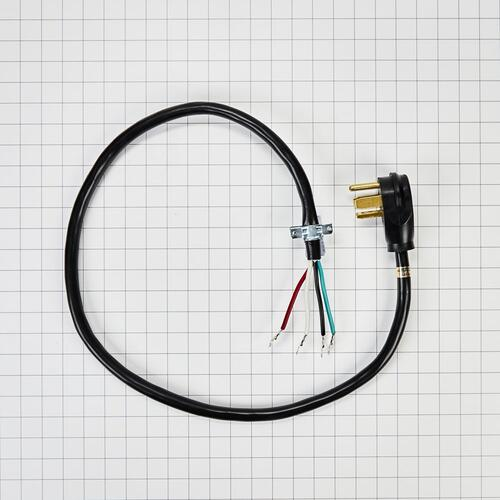 6' 4-Wire 40 amp Range Cord