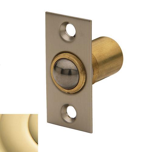 Baldwin - Non-Lacquered Brass Adjustable Ball Catch